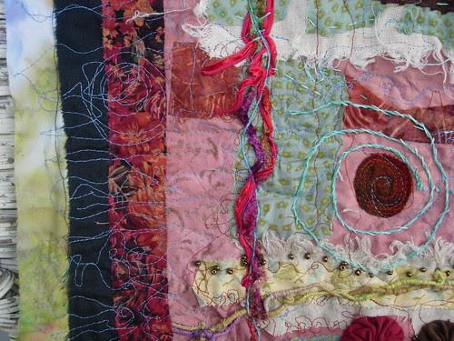 seaside quilt by Lorie McCown