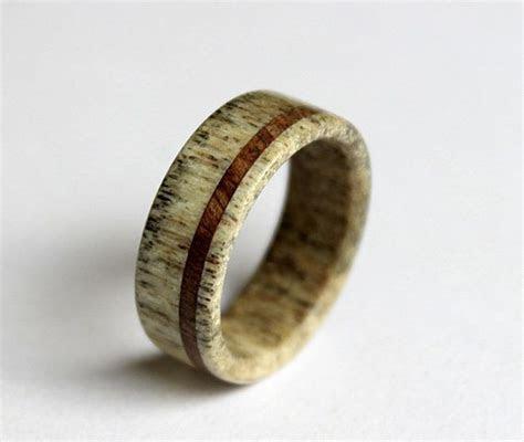 1000  ideas about Deer Antler Ring on Pinterest   Antler