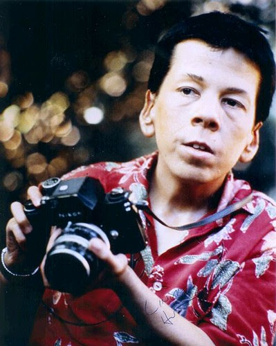 Linda Hunt in The Year of Living Dangerously