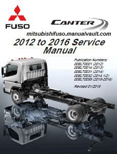 Fuso Manuals Archives Page 2 Of 3