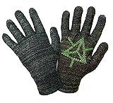 (GLIDER gloves) グライダーグローブ イングレス 公式ライセンス タッチスクリーングローブ スマホ対応手袋 (M, 緑(エンライテンド))