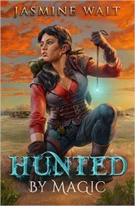 Hunted by Magic by Jasmine Walt