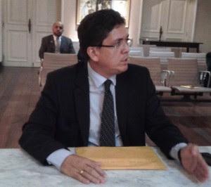 Portela diz que R$ 300 milhões do BNDES para investimento na SSP sumiram