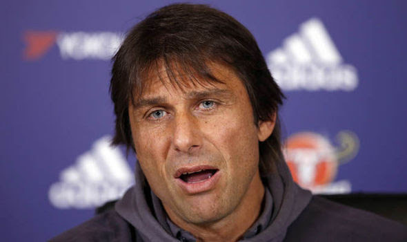 Image result for Chelsea keeper,Thibaut Courtois says conte training sessions are boring