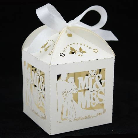 luxury wedding sweets favour boxes wedding favours