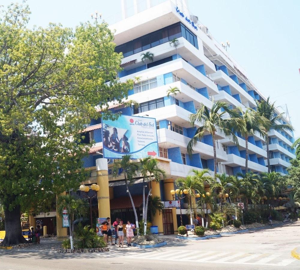 Hotel Club Del Sol Acapulco De Juarez Price Address Reviews