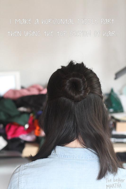 Hair Step 1
