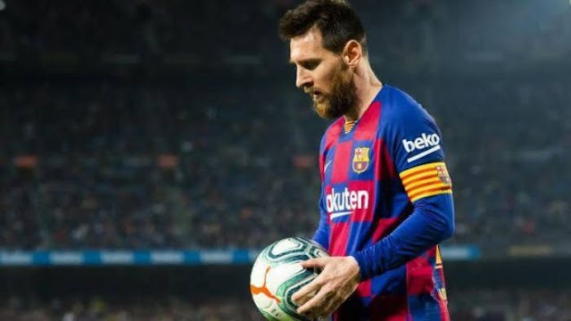 BREAKING NEWS! Lionel Messi To Stay At Barcelona