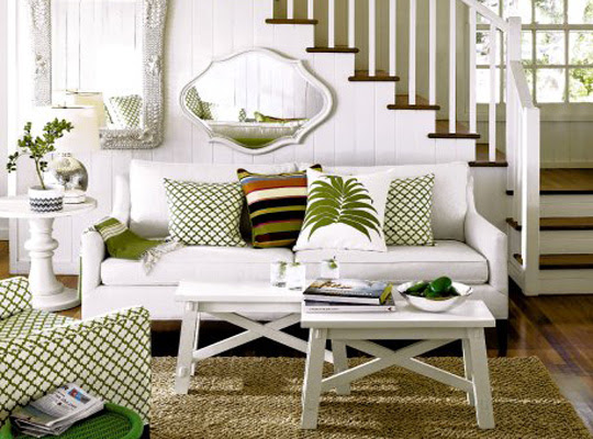 Decorating ideas for small living room - www.