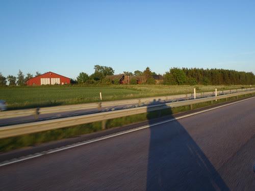 Camino de Lund al 'atardonochecer'