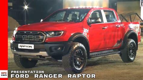 ford ranger raptor race red ford ranger raptor  race red