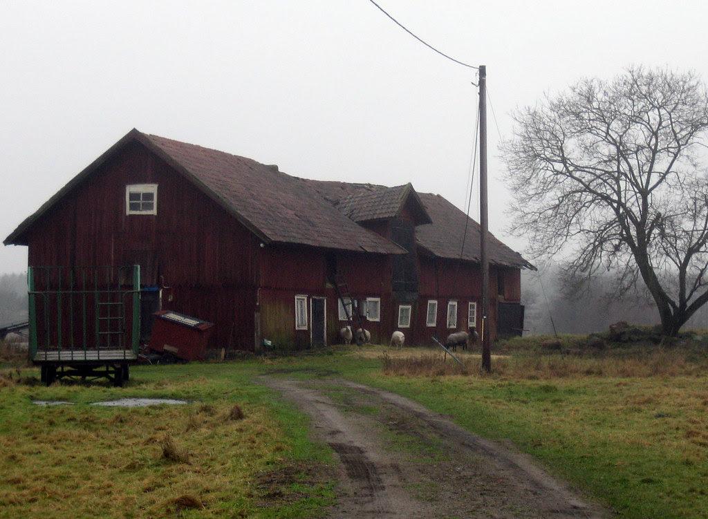 The old barn III