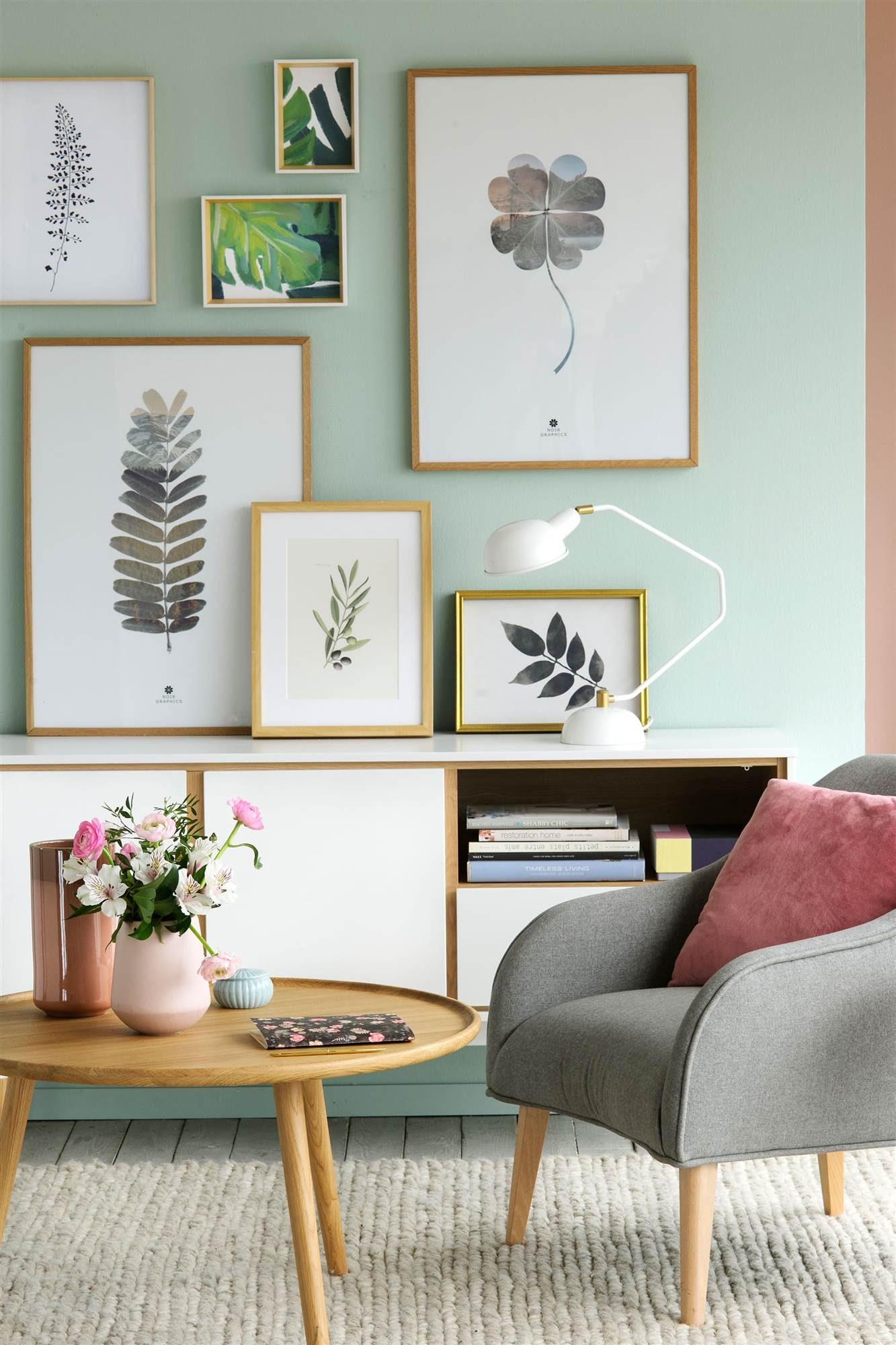 cuadros e ilustraciones con motivos vegetales_00477327 O