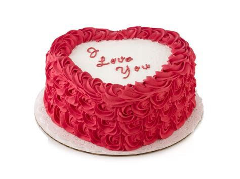 Send Rose Heart Shape Cake To Dubai From Pakistan