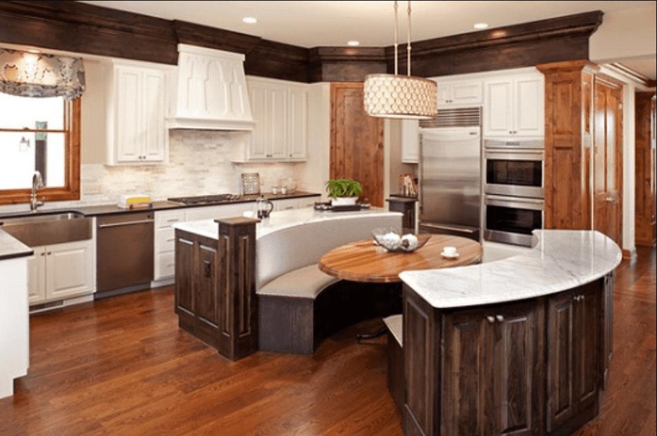 Pull Up a Seat: Kitchen Islands - Melton Design Build
