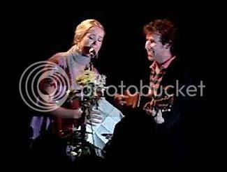 Ben Lee & Tina Dico performing 'Especially For You'