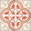 Roseton Relief #5 Tile