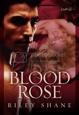 Blood Rose Cover