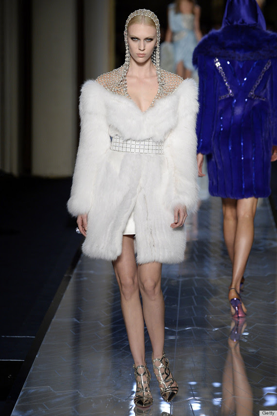 lady gaga couture