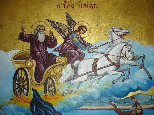 Ο προφήτης Ηλίας, ο Μέγιστος των Προφητών – Τι γράφει η Αποκάλυψη για τον προφήτη Ηλία (20 Ιουλίου)