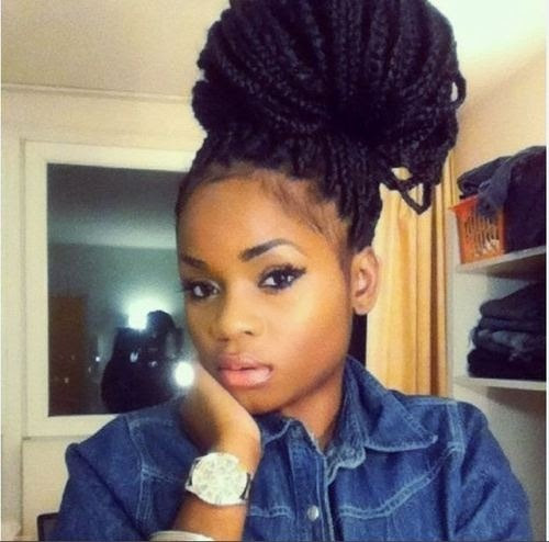 Pleasing Black Girl Braids Hairstyles Tumblr Hairstyle Pictures Short Hairstyles Gunalazisus