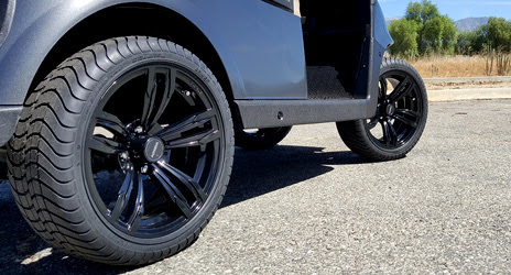Golf Cart Wheels And Tires Sportspring