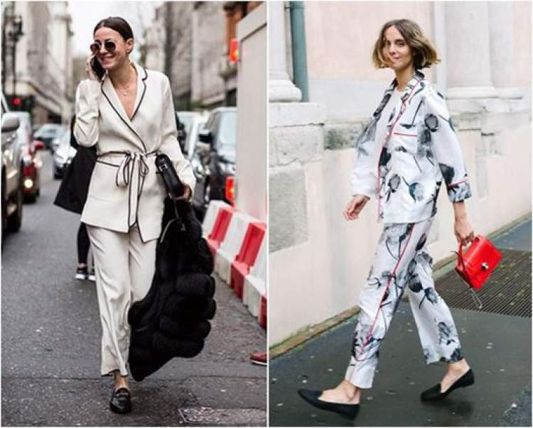 Resultado de imagem para tendencia pijama 2017