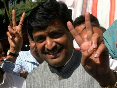 File image of Ashok Chavan. Reuters