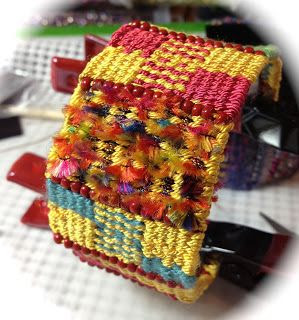 J Meetze Studio/Common Threads: Tapestry Bead Cuff Class