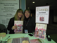 CHA Day 4: My Book Signing! 13