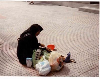 """Para líder do CDS, o Rendimento Social de Inserção é um """"financiamento à preguiça"""". Foto de Ángel Castellano González, Flickr."""