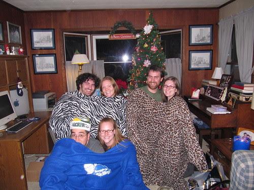 a very snuggie Christmas