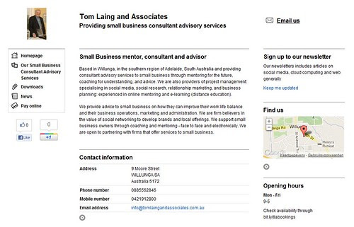 Tom Laing and Associates by totemtoeren