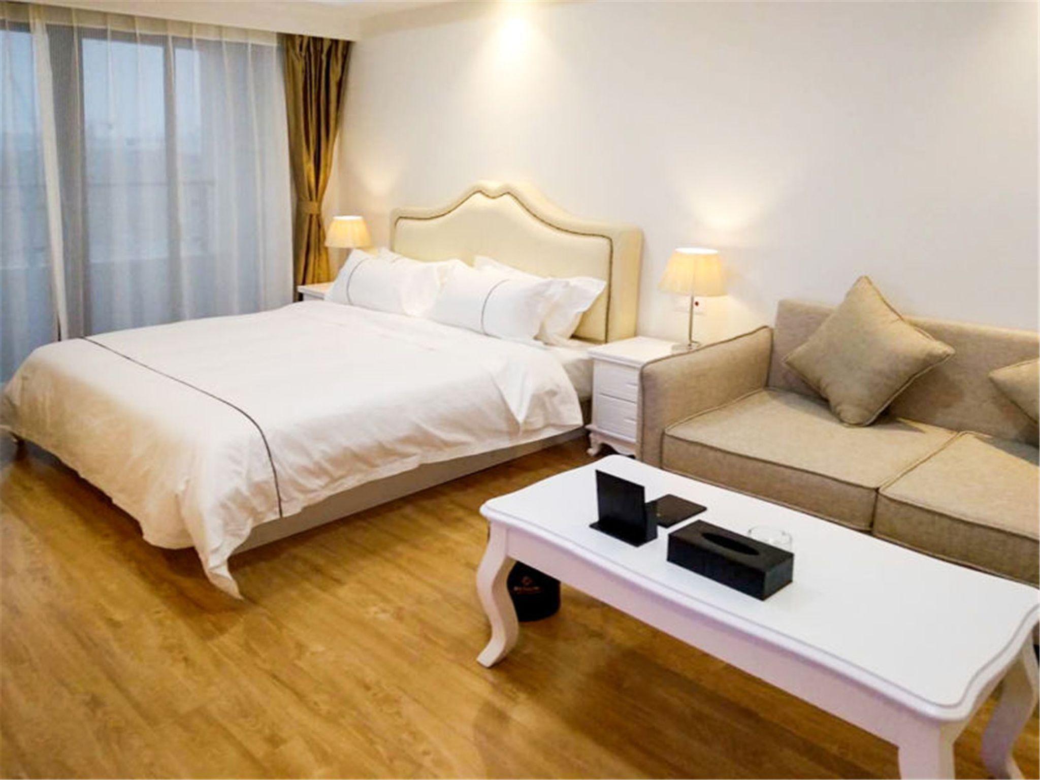 Review Bedom Apartments Wanda Taihu Yuexi Wuxi