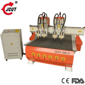 Simple Automatic Tool Changer Wood CNC Router---- (JCUT-25S)