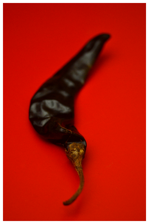 Dried Guajillo Chili© by Haalo