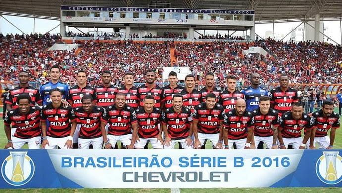 Atlético-GO campeão brasileiro da Série B (Foto: Divulgação / Atlético-GO)