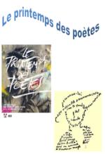 Rallye liens : Le printemps des poètes