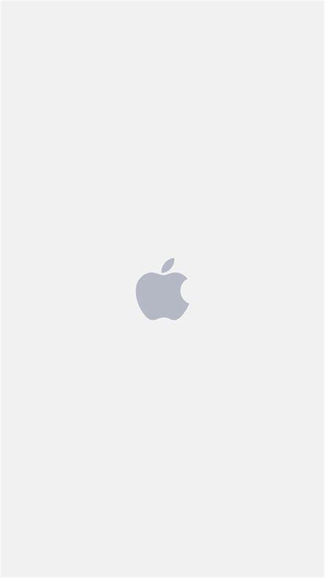 apple logo white art illustration iphone  wallpaper