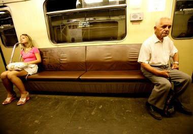 Un ejemplo de viaje no perfecto, donde dos no van en el mismo tren...