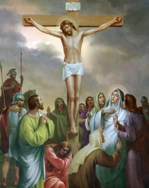Tredicesima Stazione Gesù muore sulla croce