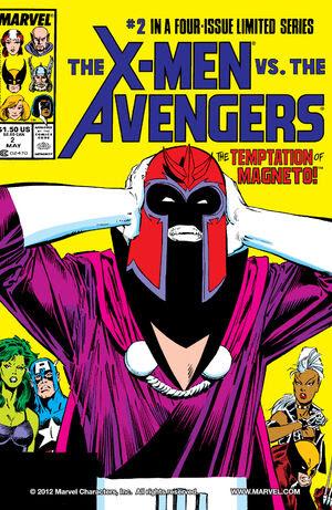 X-Men vs Magneto