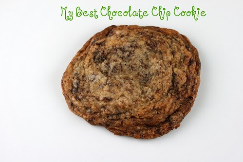 My Best Chocolate Chip Cookies (Tuesdays with Dorie)