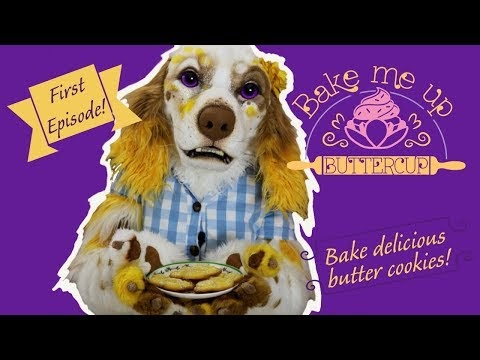Bake Delicious Butter Cookies! - Episode 1 -  Bake Me Up Buttercup