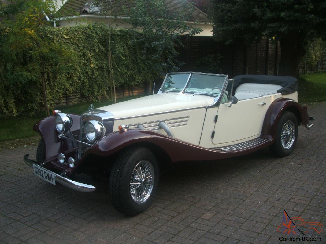 1930/40's Mercedes Baron Replica