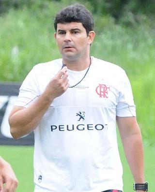 Joelton Urtiga, novo preparador físico Flamengo (Foto: Alexandre Vidal/Fla Imagem)