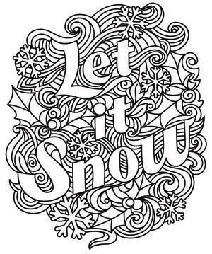 detailed winter coloring pages at getcolorings  free