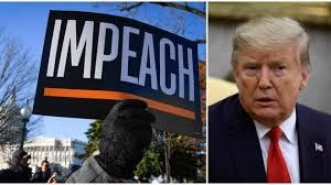 Trump Impeached By US House For Abuse Of Power, Obstruction Of Congress