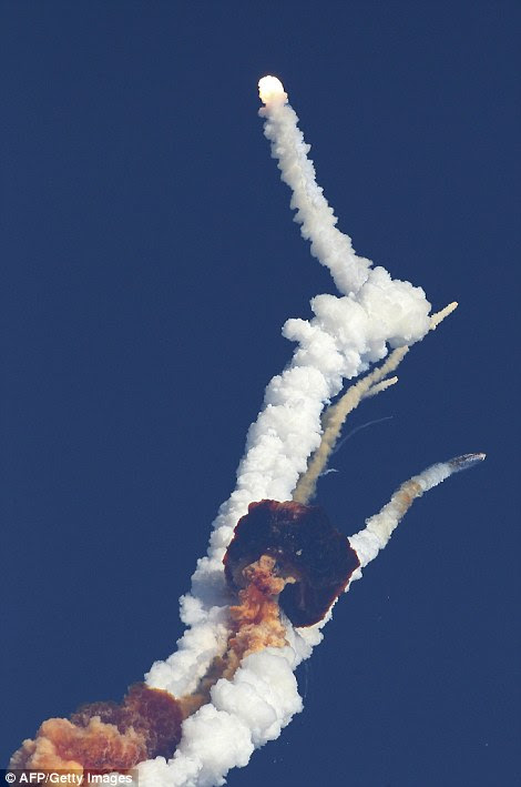 Indian's Rocket Explode Minutes After Take Off