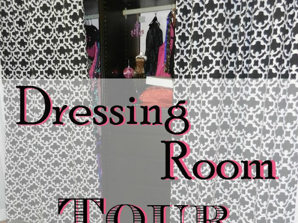 House Tour: The Dressing Room
